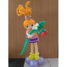 Кукла Иришка с малинкой